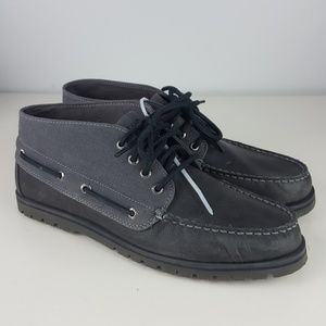 New Mens sperry top sider size 10.5M gray